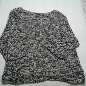 Eileen Fisher sweater organic cotton blend SZ XL